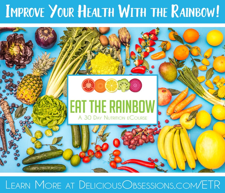 How to Eat the Rainbow and Improve Your Health