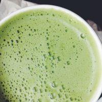 Superfood Matcha Latte Recipe :: Gluten-Free, Grain-Free, Dairy-Free, Sugar-Free
