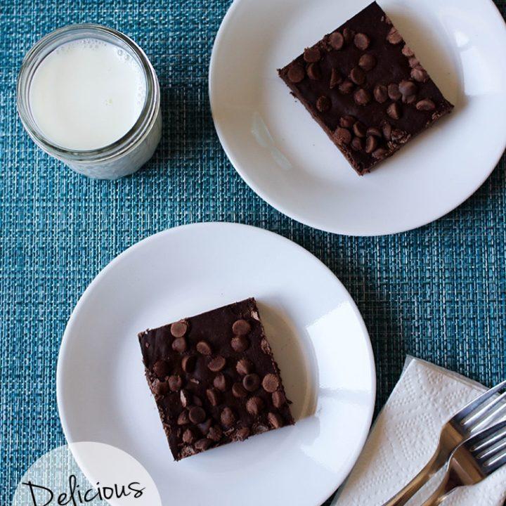Death By Chocolate Brownies, Version 2: Banana-Free, Gluten-Free, Grain-Free, Dairy-Free, Nut-Free Option