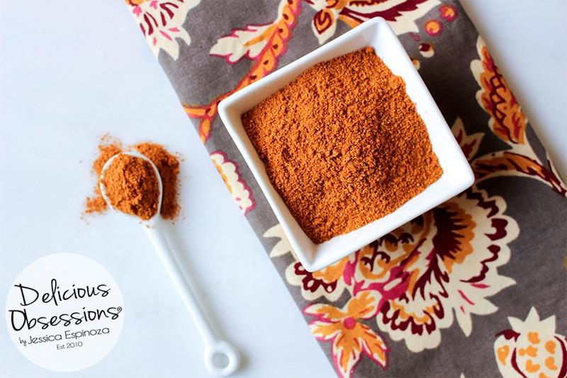 Ruth's Tandoori-Style Spice Blend