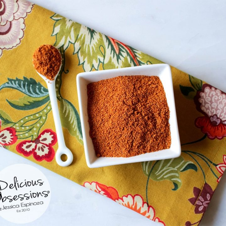Ruth's Tandoori-Style Spice Blend // www.DeliciousObsessions.com