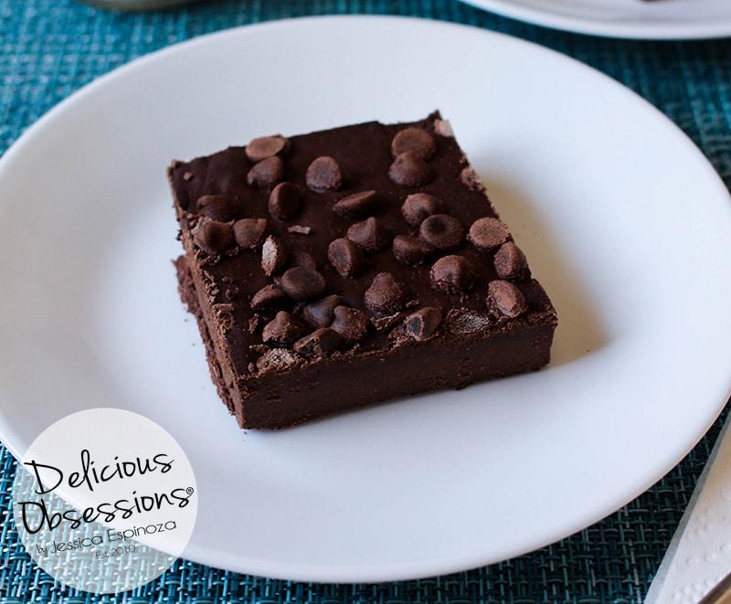 Death By Chocolate Brownies, Version 2 :: Banana-Free, Gluten-Free, Grain-Free, Dairy-Free, Nut-Free, Refined Sugar Free