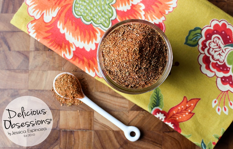 Make Your Own: Homemade Blackening (Cajun) Seasoning Recipe