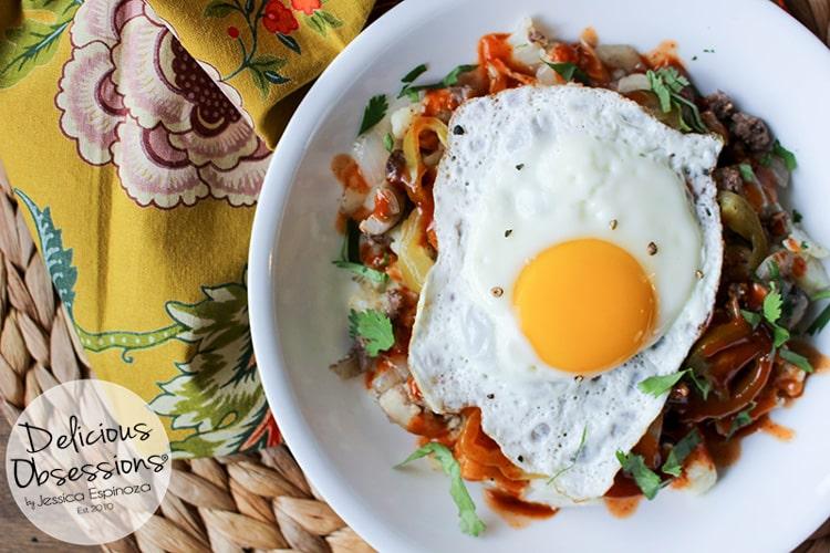 "Breakfast ""Machaca"" :: Gluten-Free, Grain-Free, Dairy-Free"