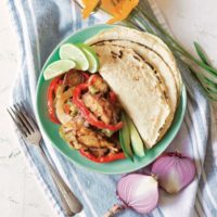 Chicken Fajitas from Amazing Mexican Favorites with Your InstantPot :: Gluten-Free, Grain-Free, Dairy-Free