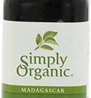 Certified OrganicPure Vanilla Extract