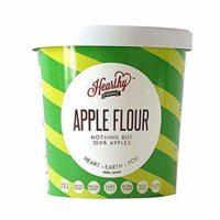 Hearthy Foods Delicious Apple Flour, Non-Gluten, Non-GMO, Sixteen Ounces