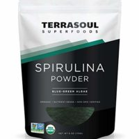 Terrasoul Superfoods Spirulina Powder (Organic), 6 Ounce