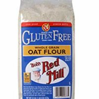 Bob's Red Mill Gluten Free Oat Flour, 22 Oz (4 Pack)
