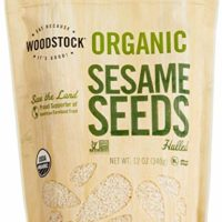 Woodstock Farms Organic Sesame Seeds,12 Ounce