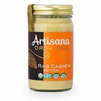 Artisana Organics Non GMO Raw Cashew Butter, 14 oz
