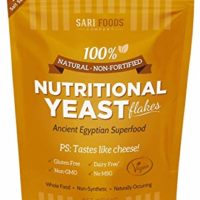 Pure Natural Non-fortified Nutritional Yeast Flakes