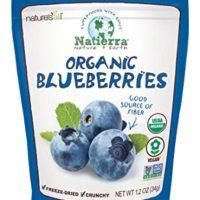 Natierra Premium Freeze-Dried Blueberries, 1.2 Oz