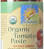 Bionaturae Organic Tomato Paste -- 7 oz Each / Pack of 3