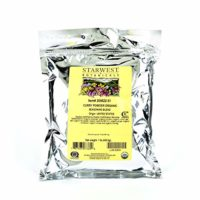 Starwest Botanicals Organic Curry Powder Spice Blend, 1 Pound Bulk Bag