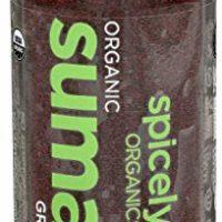 Spicely Organic Sumac 2 Oz Certified Gluten Free