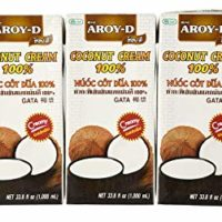 Aroy-D 100% Pure Coconut Cream