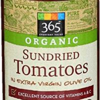 365 Everyday Value, Organic Sundried Tomatoes in Extra Virgin Olive Oil, 8.5 oz