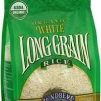 Lundberg White Long Grain Rice, 32 Ounce (Pack of 6), Organic