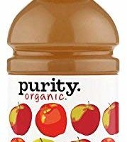 Purity Organic Juice Drink, 100% Apple Juice, 12 Ounce (Pack of 12)