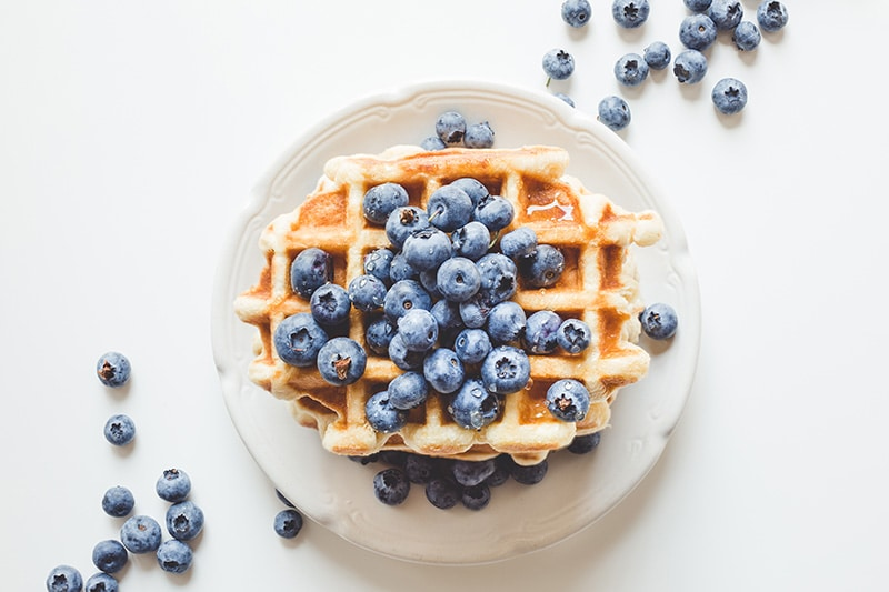 High Protein Gluten-Free Waffles :: Grain-Free, Dairy-Free, Refined Sugar-Free
