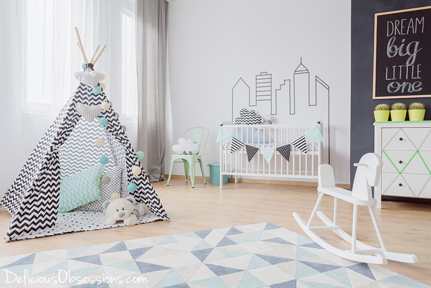 Your Non-Toxic Nursery and Baby Products Guide