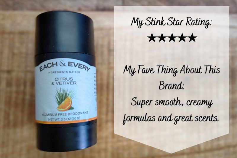 The Non-Toxic Deodorant Guide: Why You Should Make the Switch and My Top Picks // deliciousobsessions.com